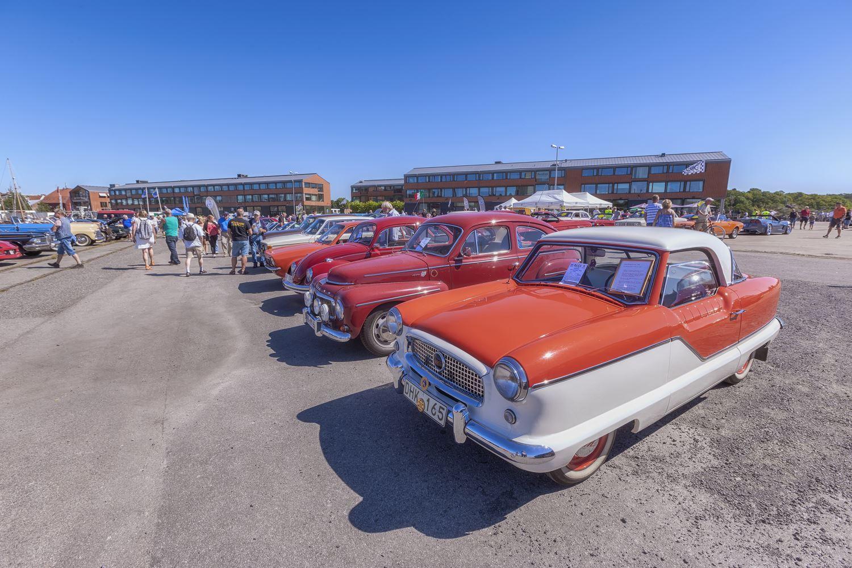 The Baltic Festival - Car exhibition
