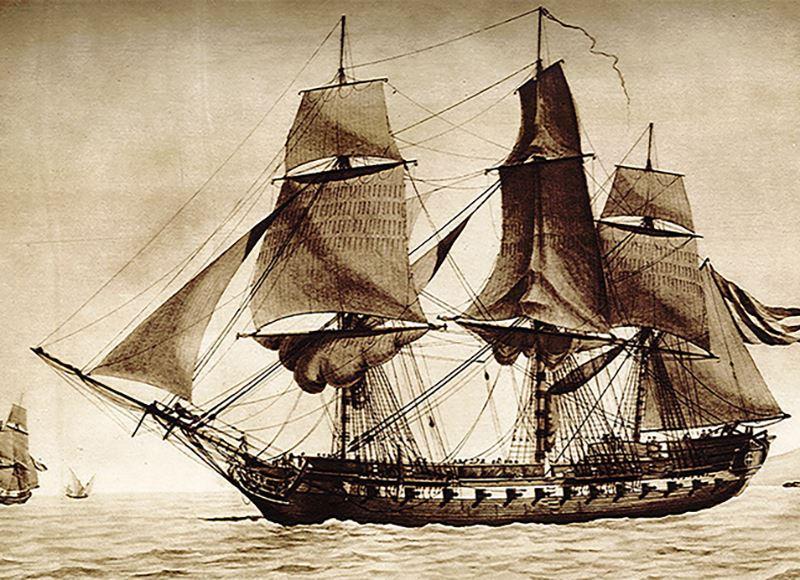 Föredrag - Möt Marinmuseums expert på 1700-talets flotta