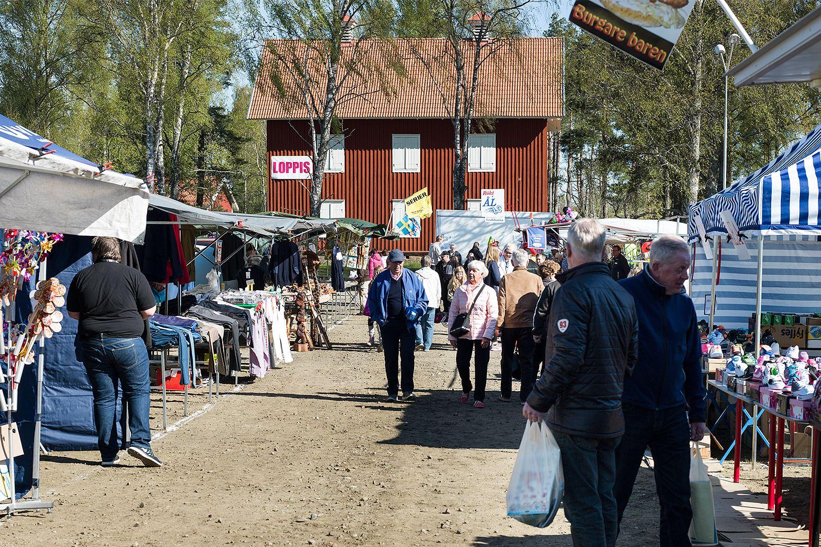 Anna Sköld, Skillingaryds marknad med Chris Kläfford