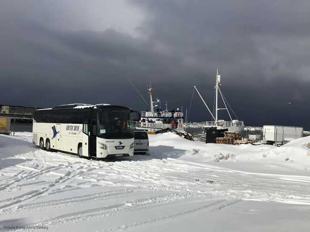 © Arctic Buss Lofoten, Arctic Buss Lofoten