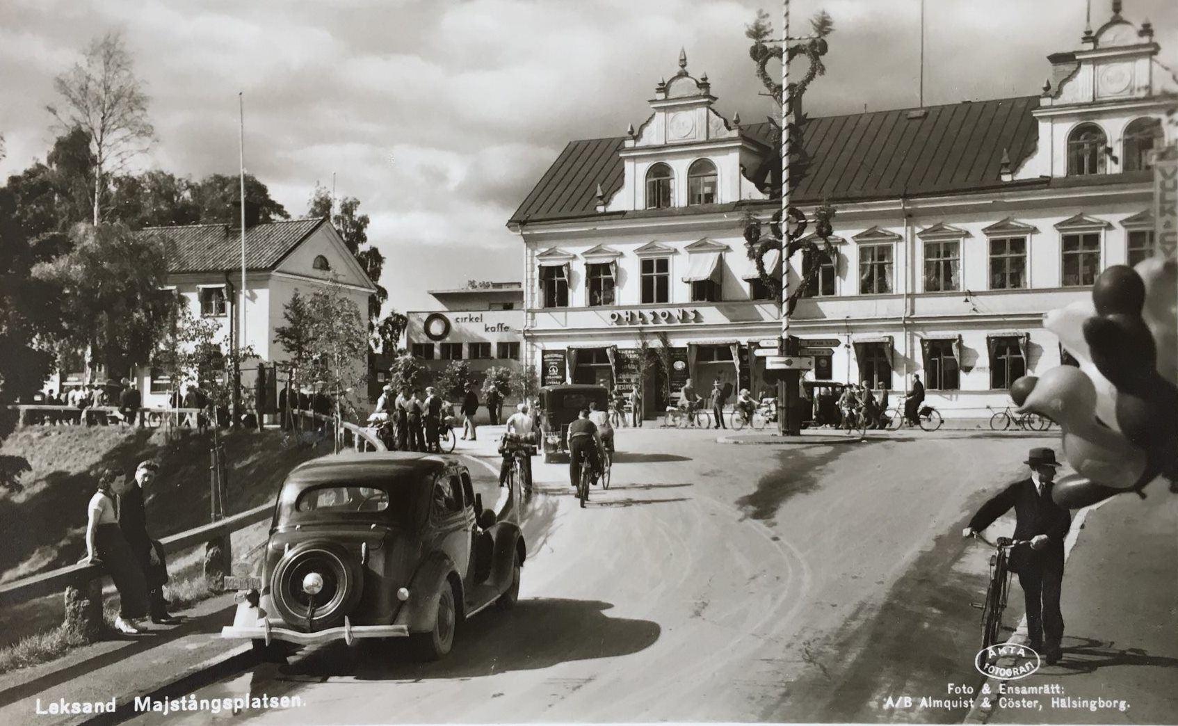 Municipalsamhället och landsbygdens stadsmässighet