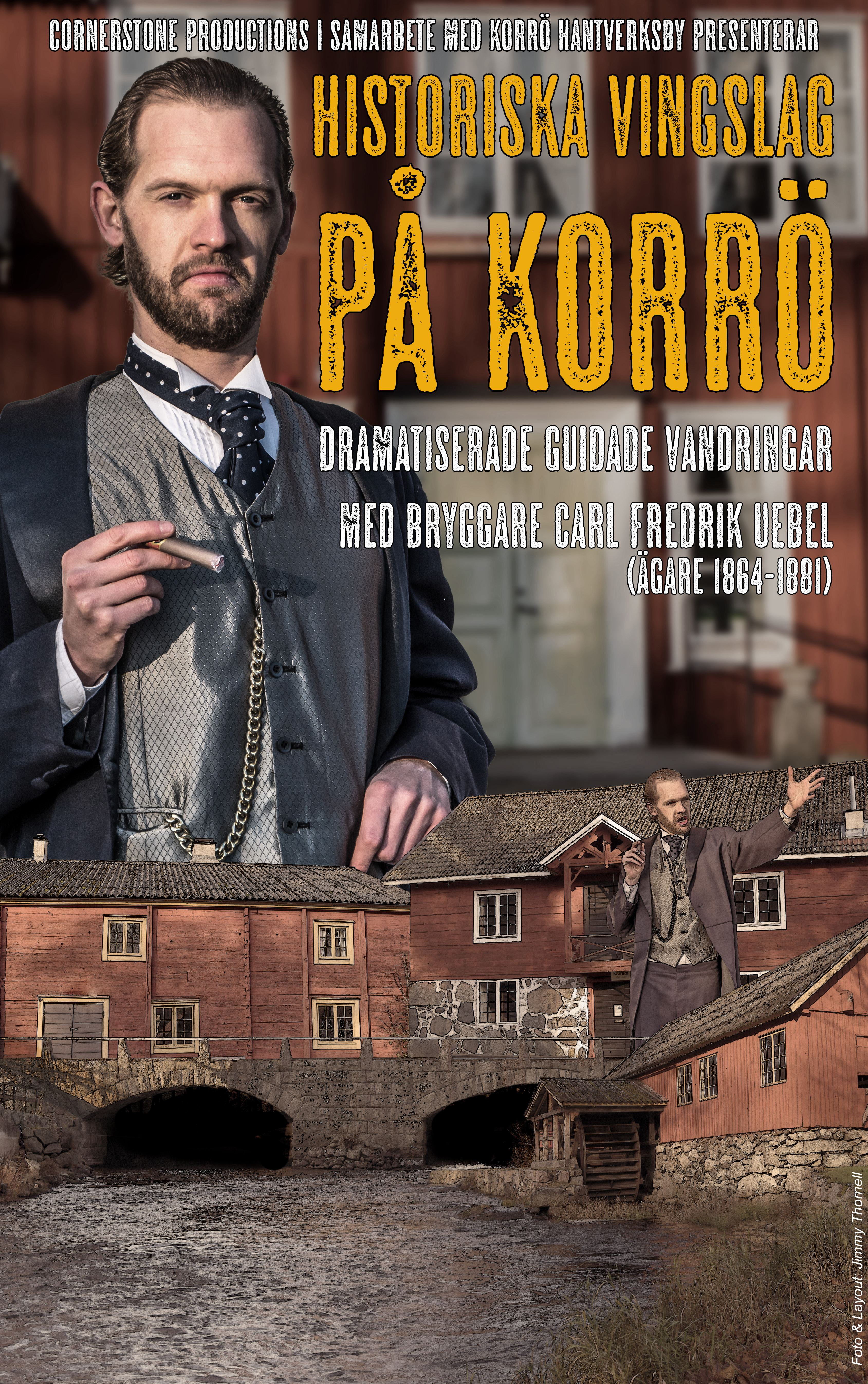Historical wingbeats at Korrö