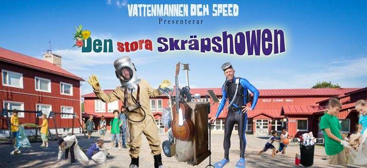 Vattenmannen och Speed presenterar: Den Stora Skräpshowen