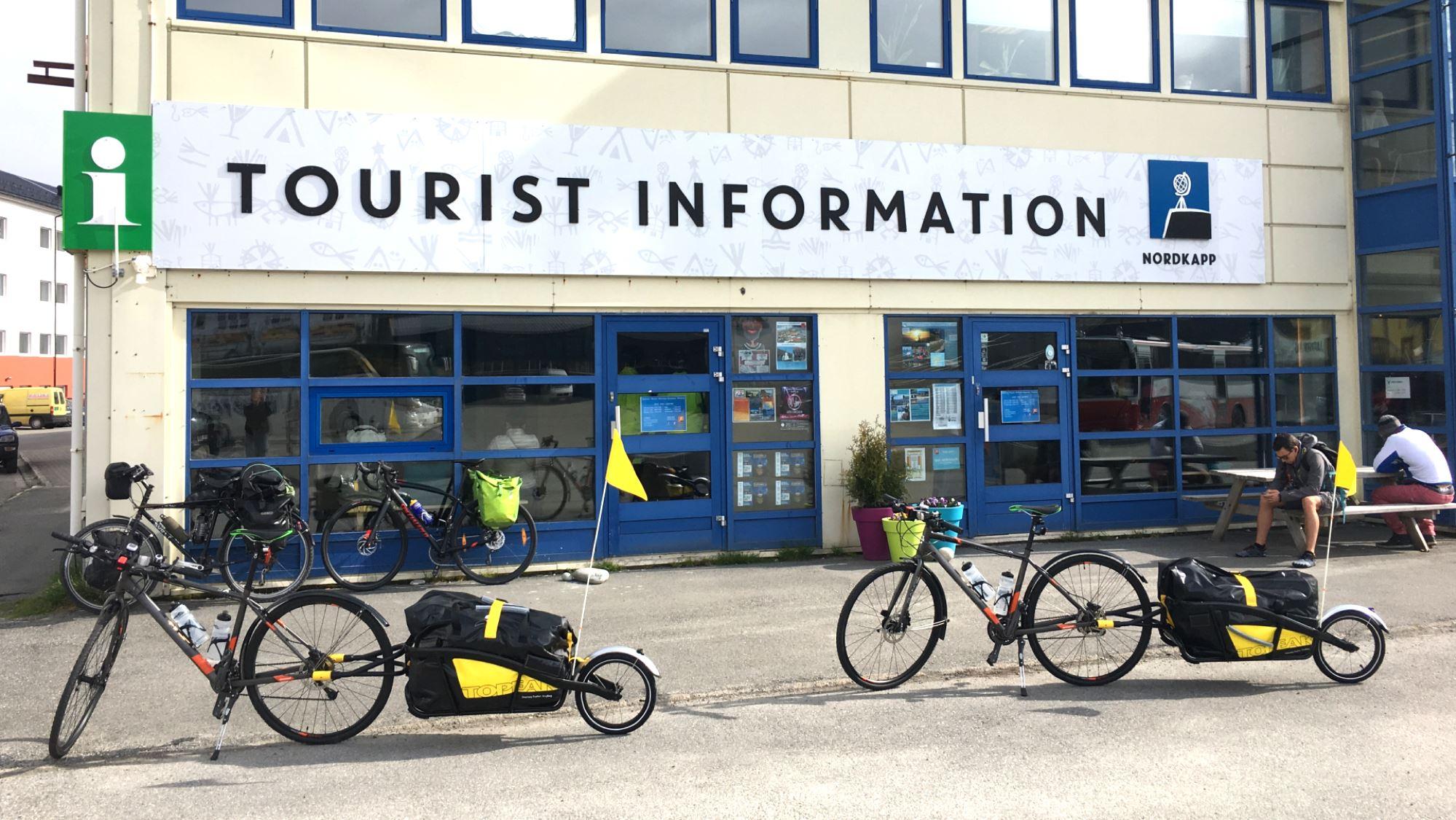 North Cape Tourist Information