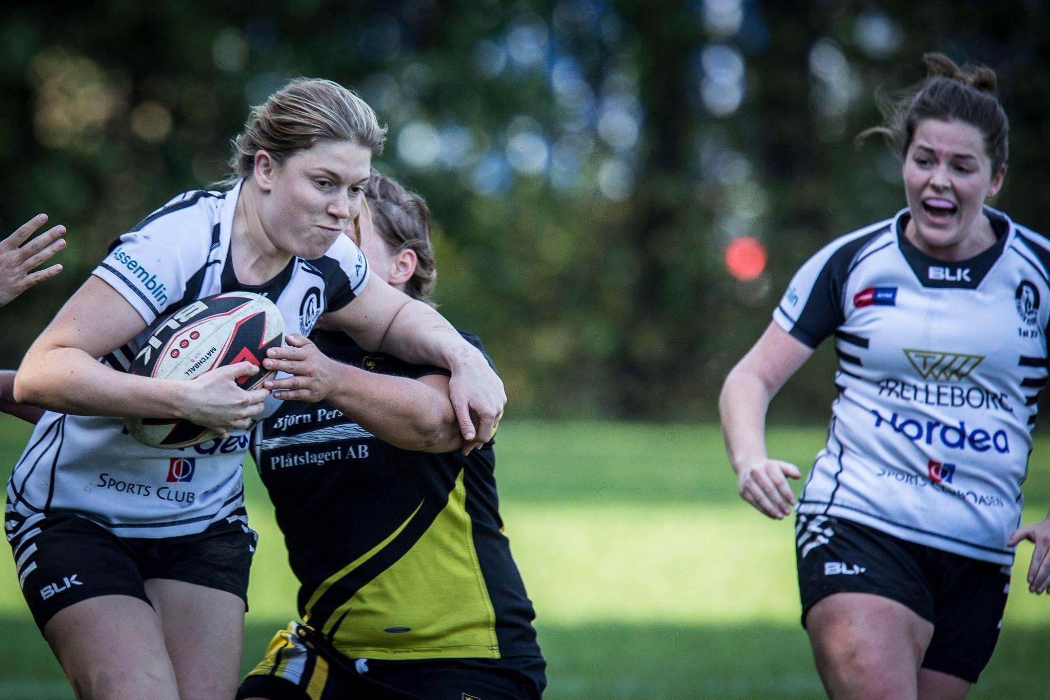 Pingvin Rugby Club - Årets rugbyallsvenska damer syd
