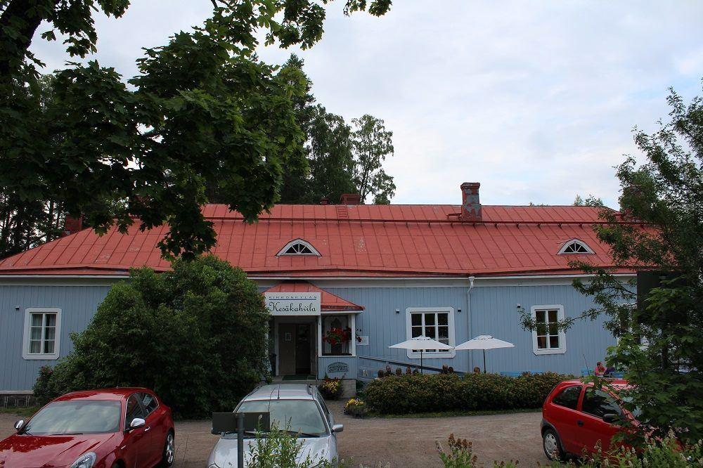 Kesäkahvila | Iitin kirkonkylän kylätalo