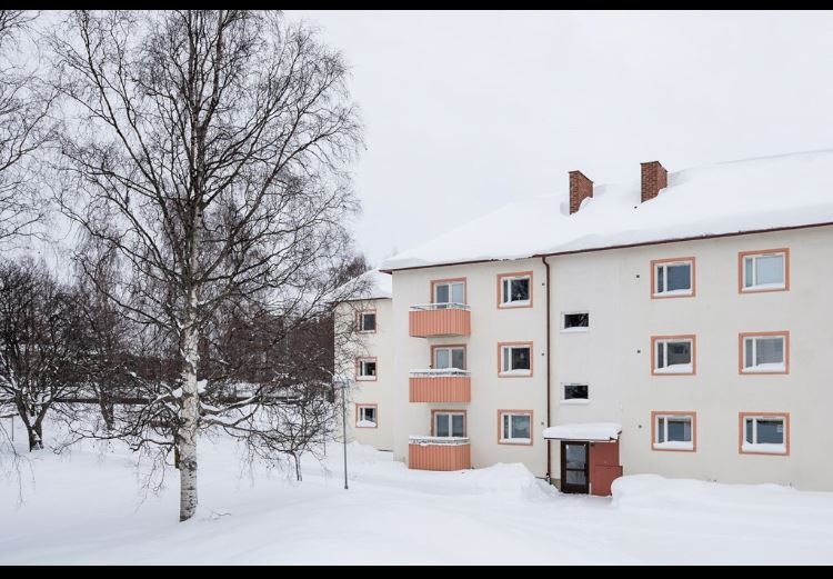HL032 Lägenhet i centrum
