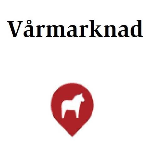 Vårmarknad i Stora Skedvi