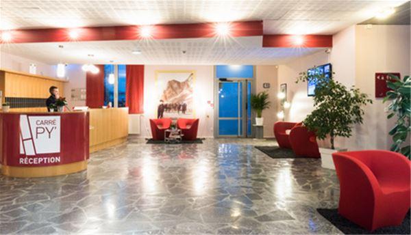 © CARRE PY, HPH112 - Hôtel à Bagnères de Bigorre face au Pic du Midi