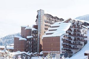 3 rooms, 8 people ski-in ski-out / Grand Bois B403 (mountain of charm)