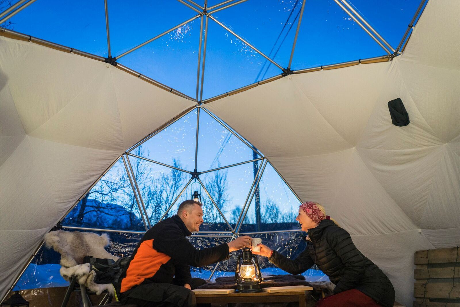 Best Kept : Arctic Dome Stay