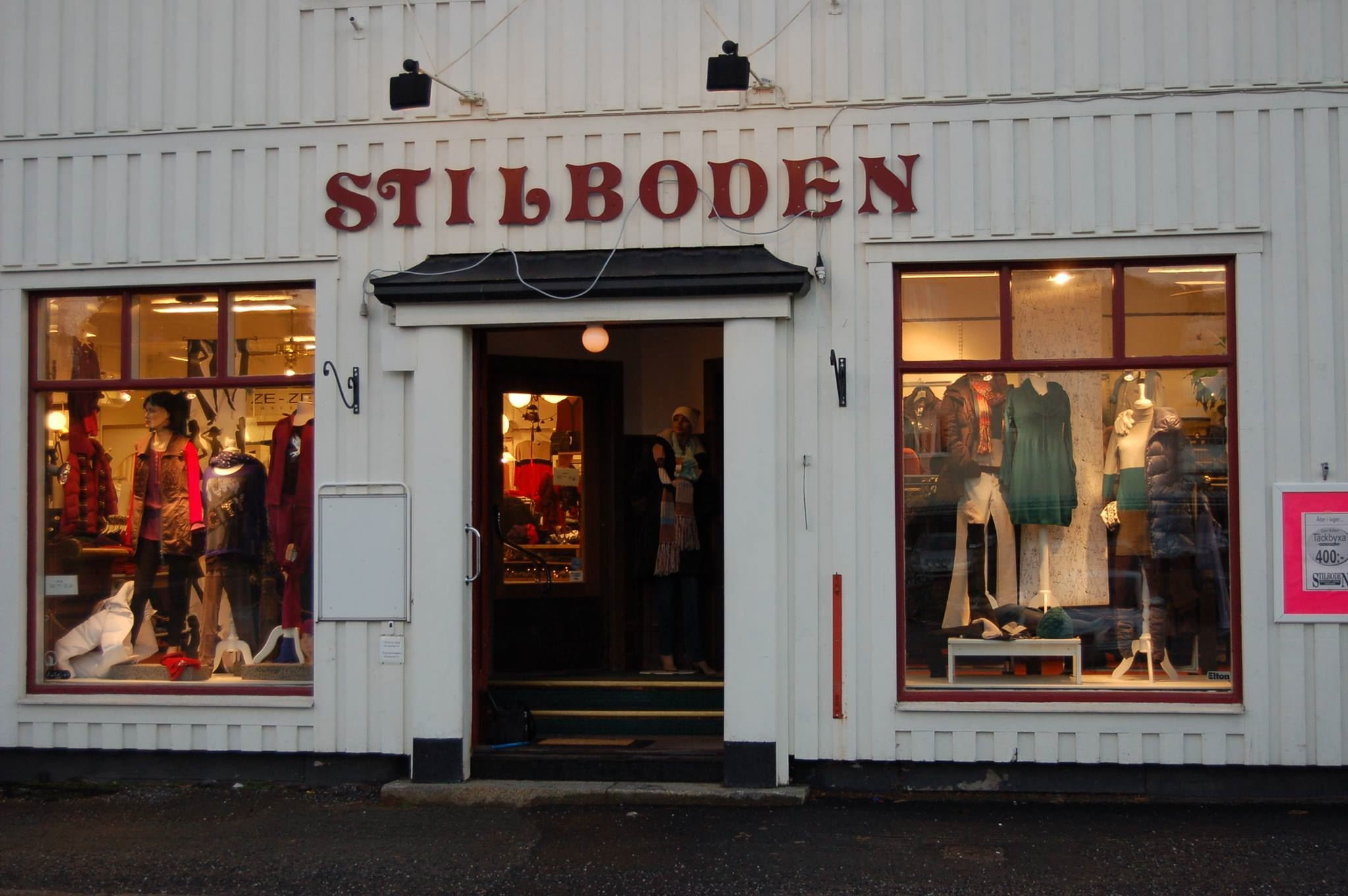 Stilboden - clothes for men and women