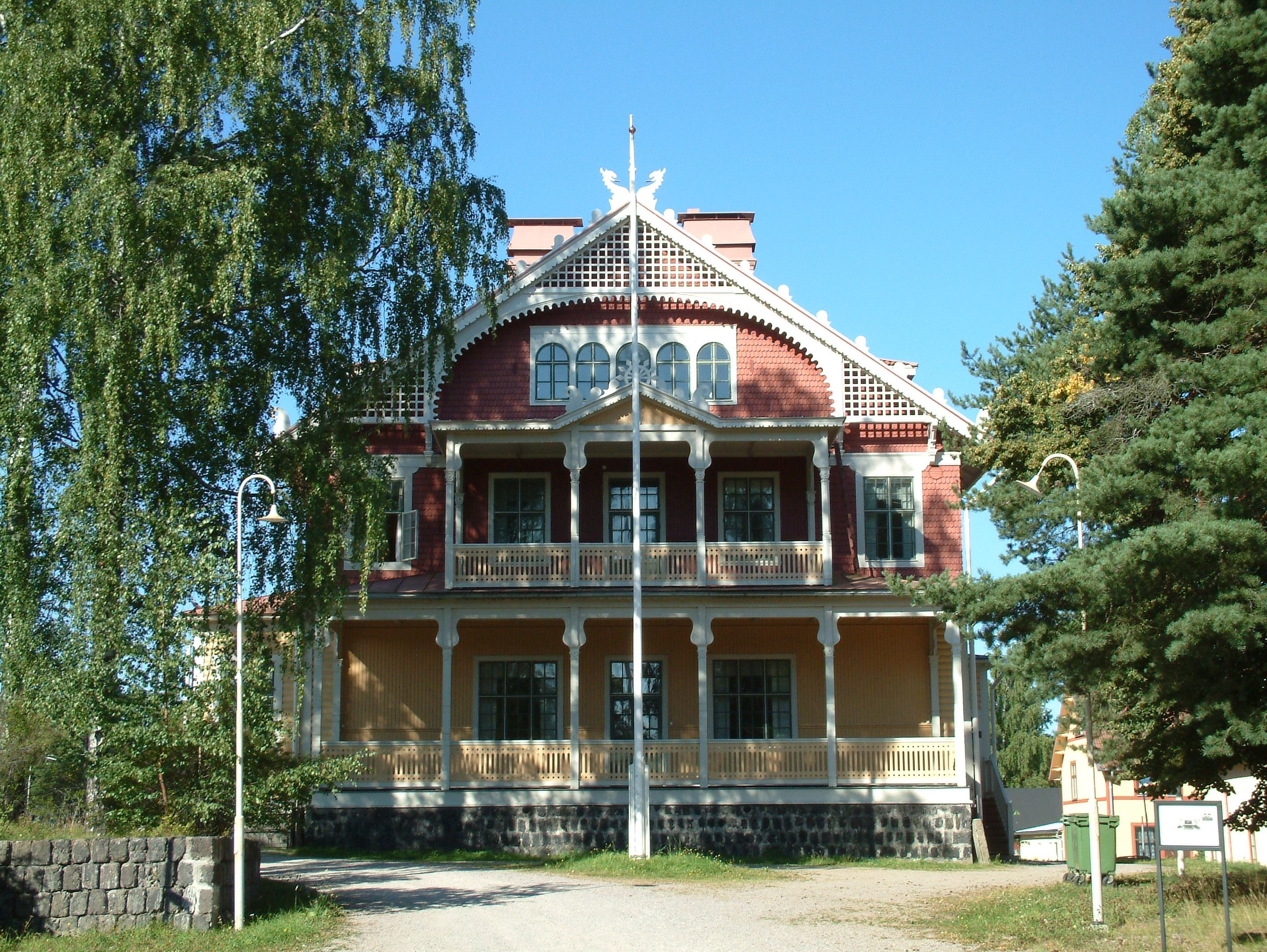 Öppet hus på Valhalla