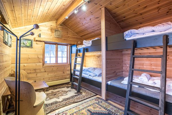 Narvik Mountain Lodge,  © Narvik Mountain Lodge, Bedroom