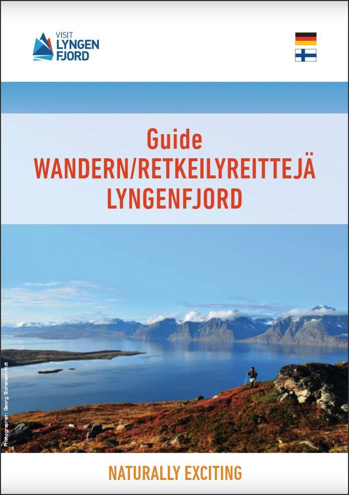 Hikingguide Ger/Fi - incl. postage Worldwide