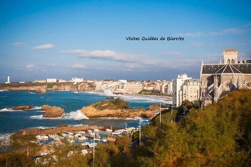 Visite Guidée de Biarritz