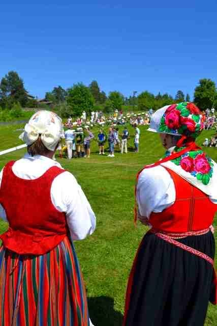Midsummer Celebration, Quality Spa & Resort Dalecarlia