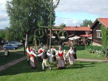 Midsummer Celebration,  klockargården Hotell