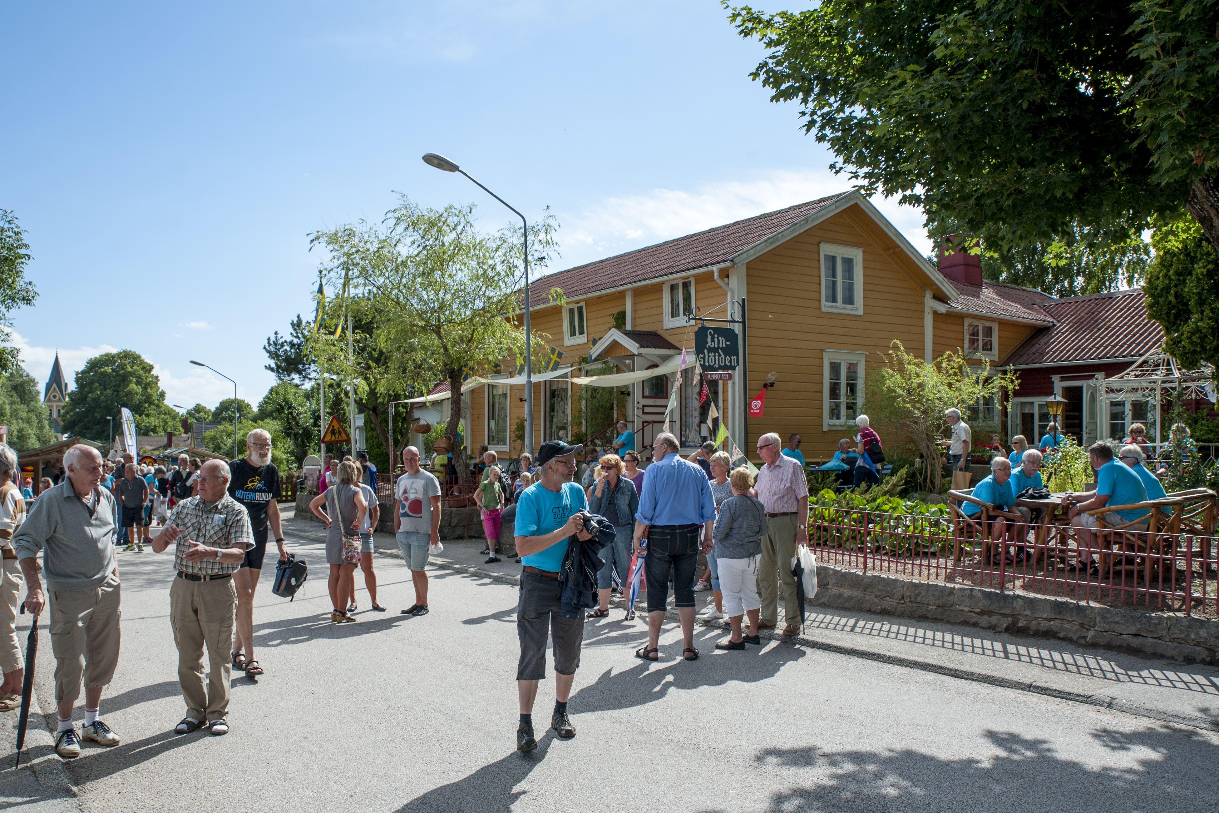 Byafesten Bräkne-Hoby