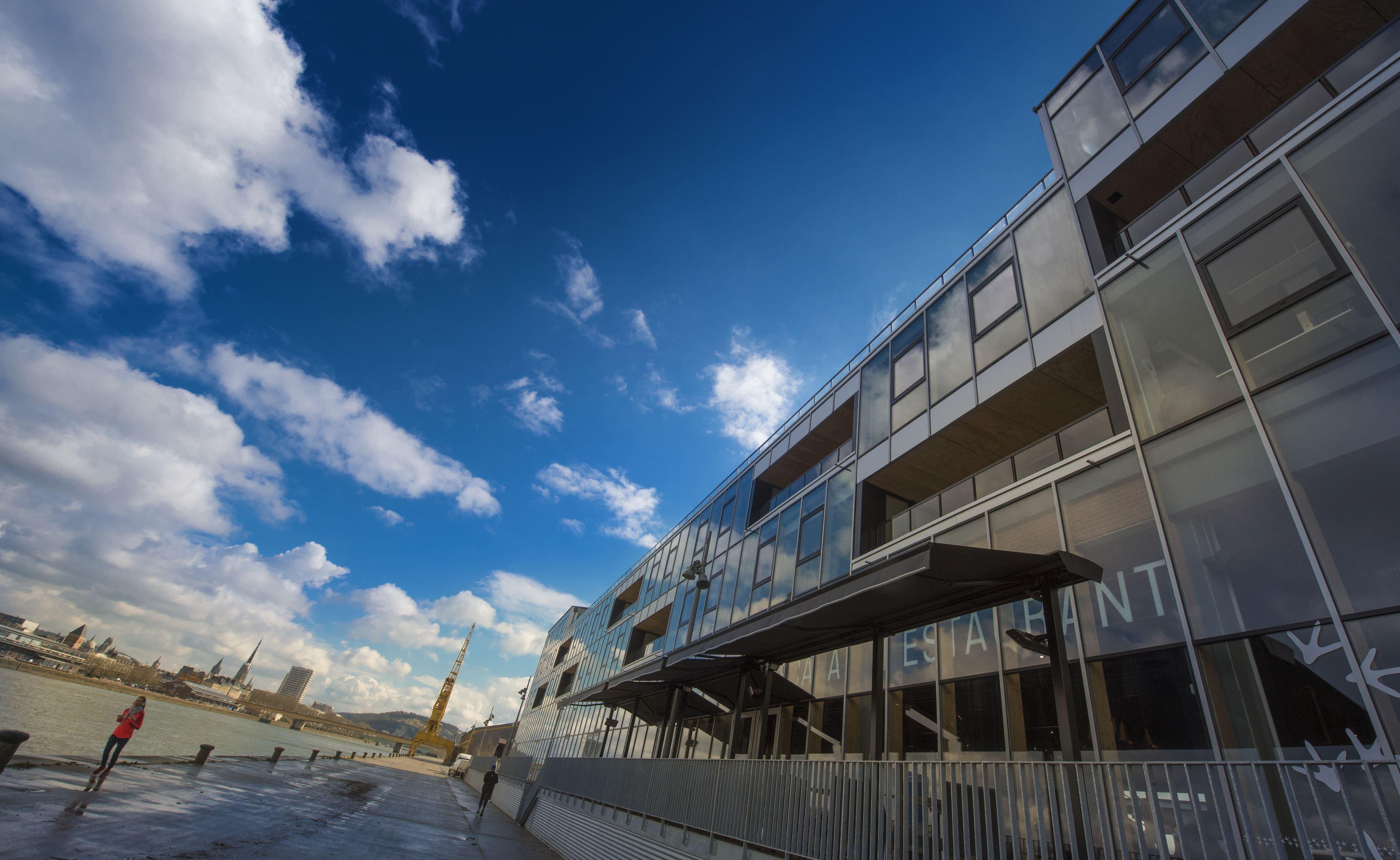 L'écoquartier Flaubert, l'avenir se construit à l'Ouest