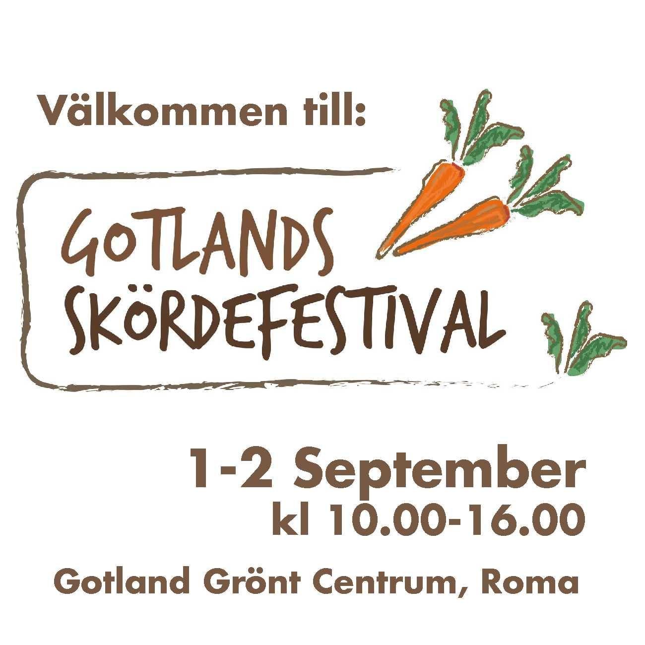 Gotlands skördefestival 2-dagarspass