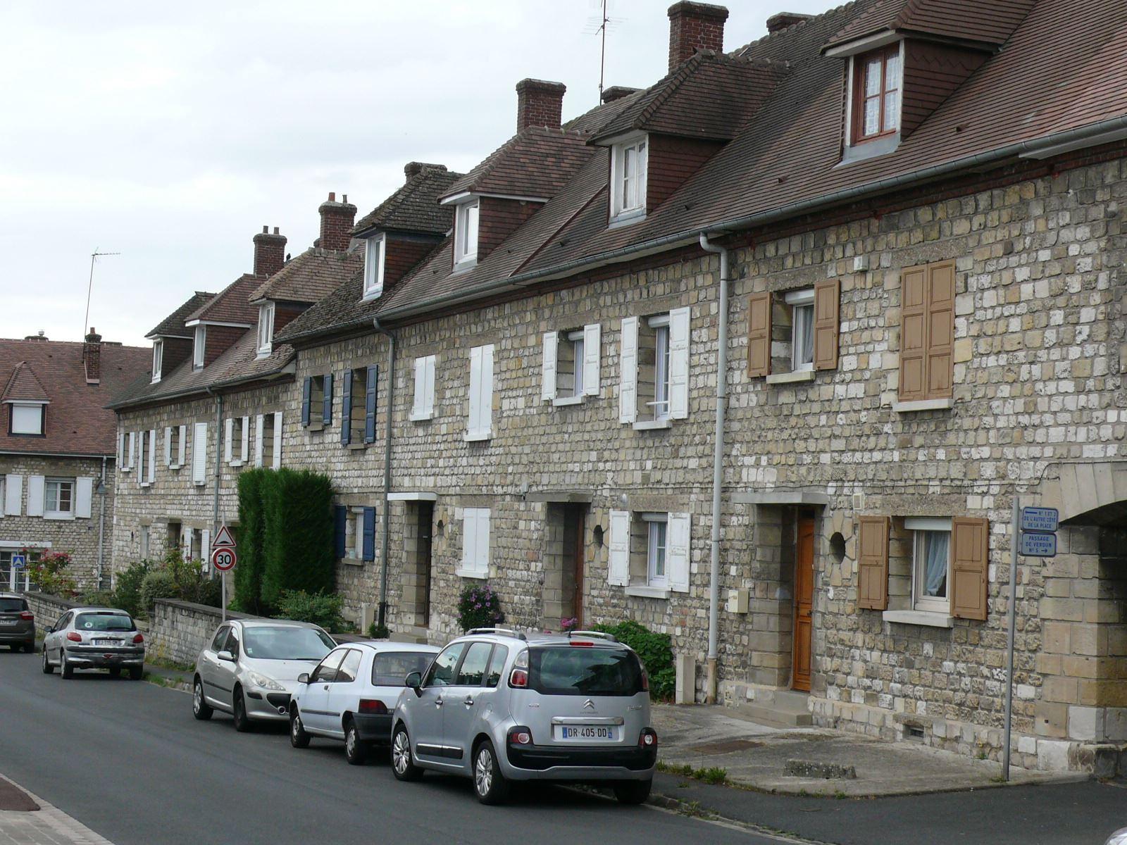 Cité-jardin Sotteville-lès-Rouen (visite guidée), dimanche 7 octobre 2018