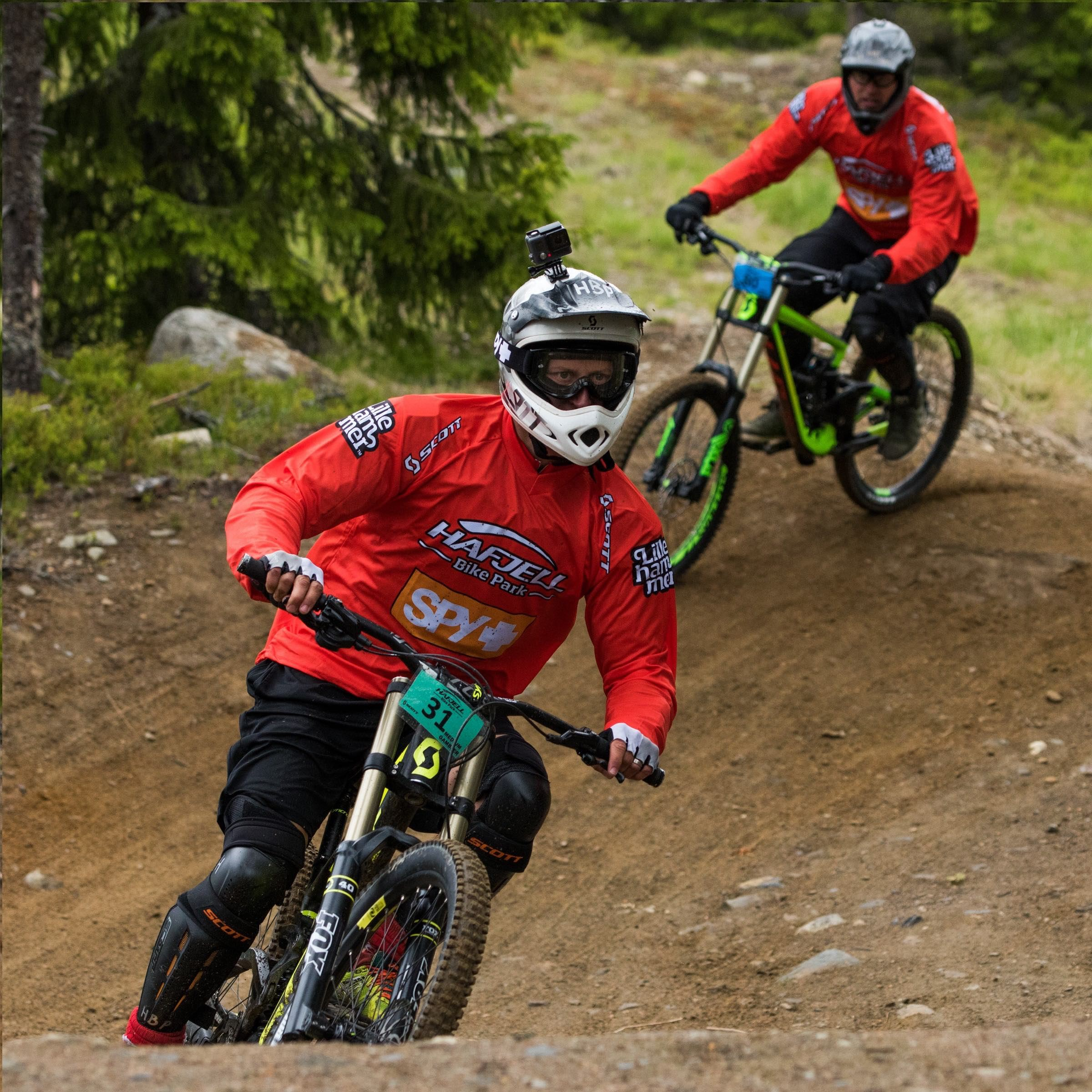 Gift card - All included 1 day in Hafjell Bike Park - ADULT - 1 day