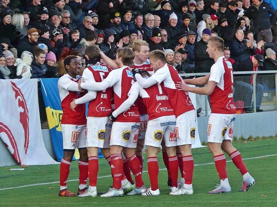 Sandvikens IF-Sollentuna FK