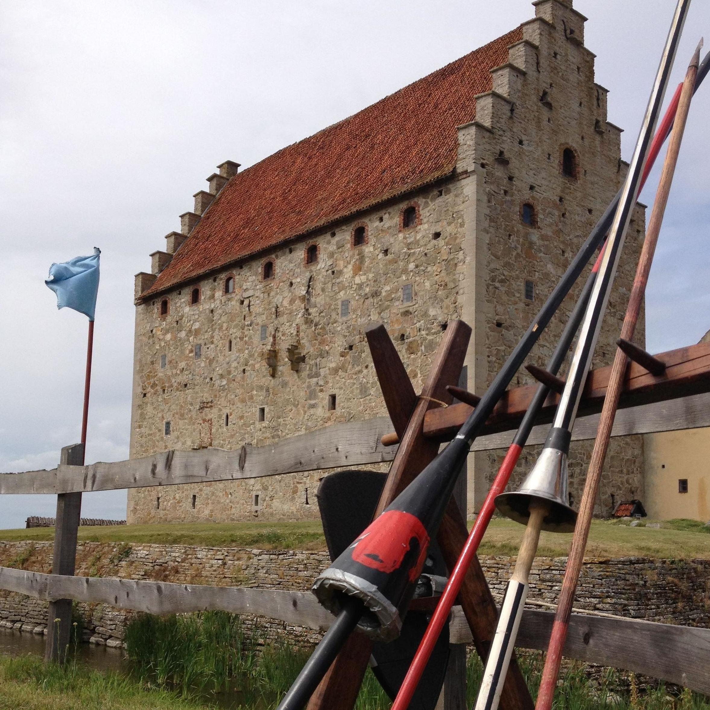 Tina Jönsson, Glimmingehus - guidad visning av borgen (copy) (copy) (copy) (copy) (copy) (copy) (copy)