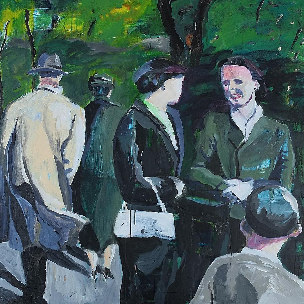 Vernissage och Utställning Sundsvalls konstförening