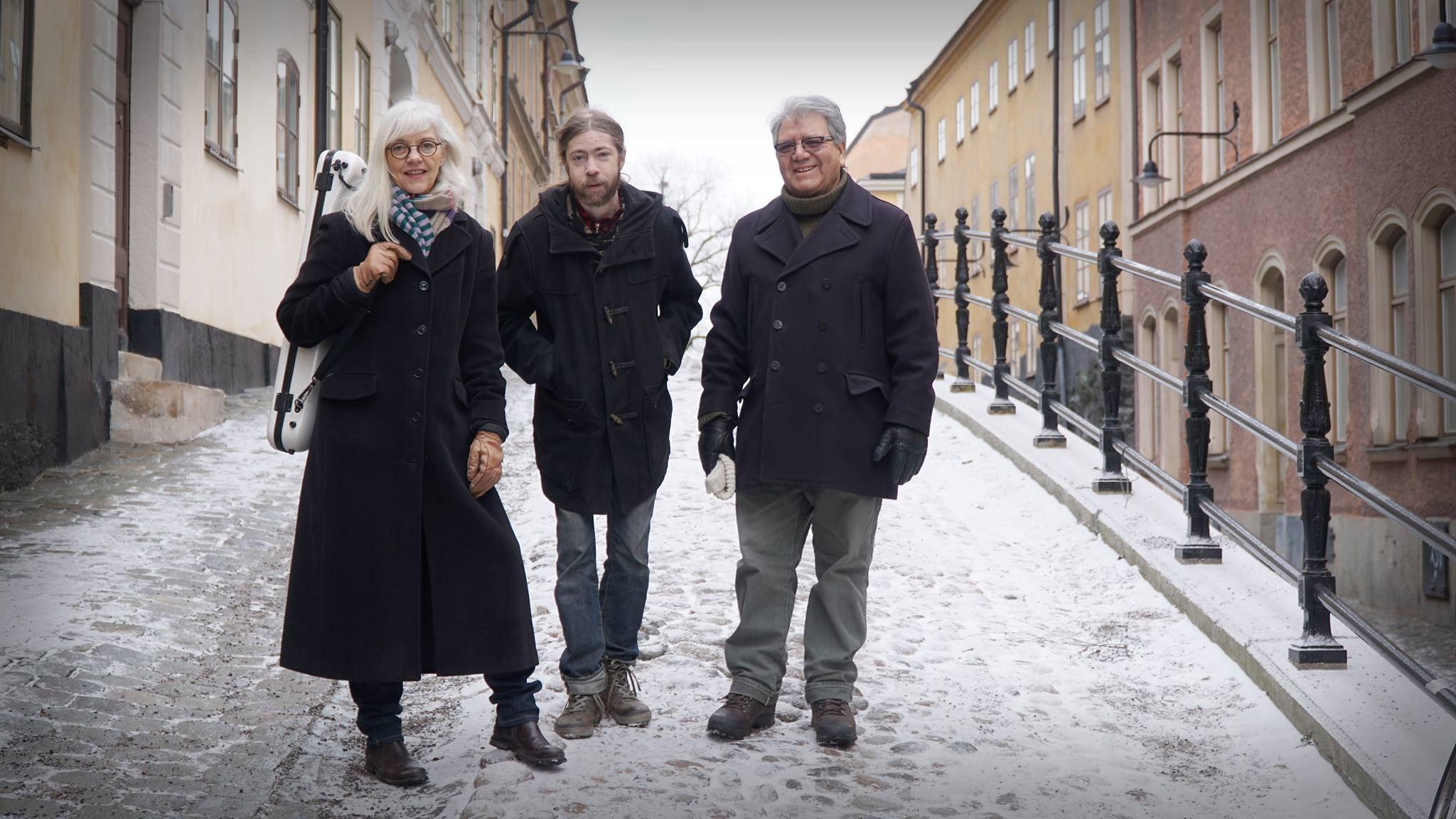 © Klubb SAM, Talking Time - Ellika Frisell, Robin Cochrane, Rafael Sida