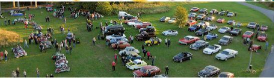 Välkomna till årets Motorträffar i Gärsnäs