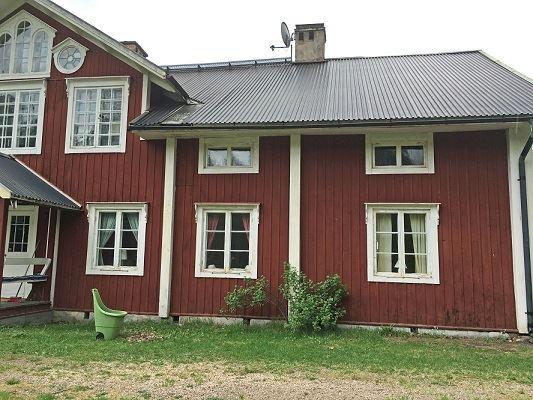 Vansbrosimningen. Privat lägenhet V401, Lindesnäs, Nås
