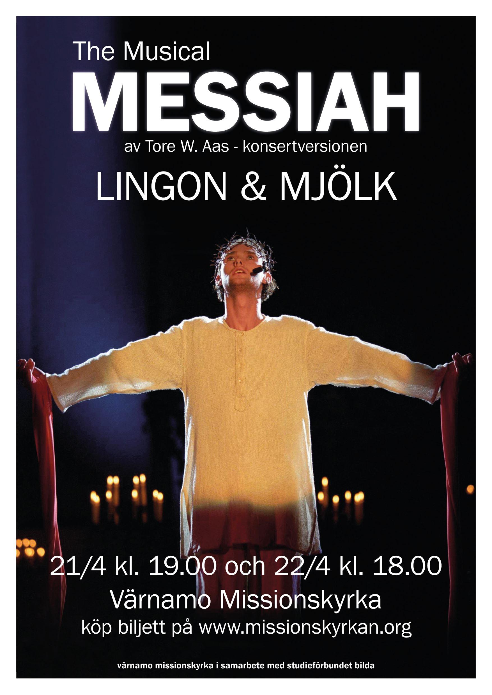Sverigepremiär MESSIAH