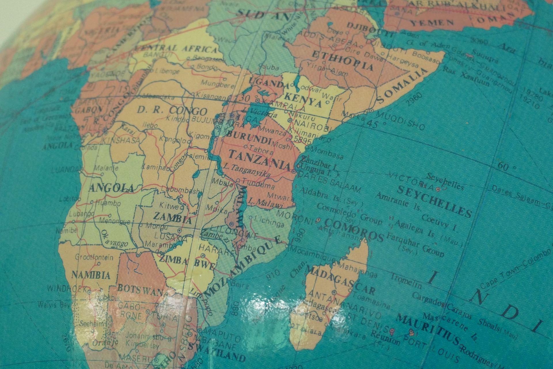 Tanzania och Nilen