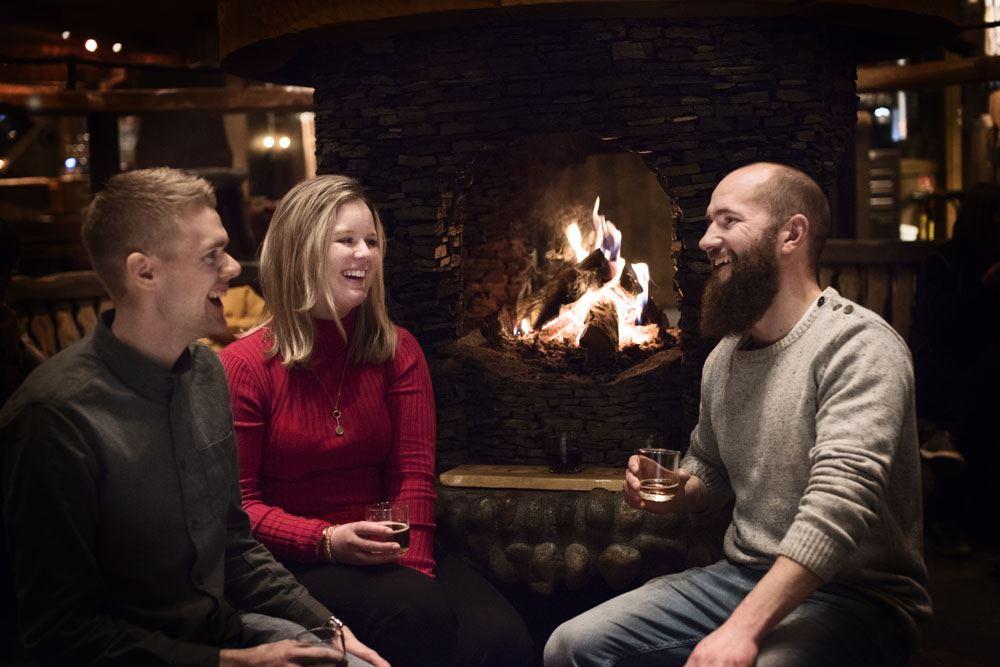 © Thea Hermansen, Winter FjordSafari and Ægir Viking dinner