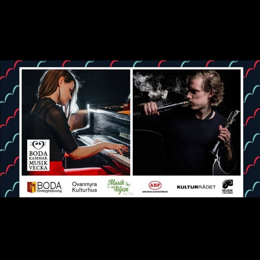 Boda Kammarmusikvecka - Concert Fantastique!