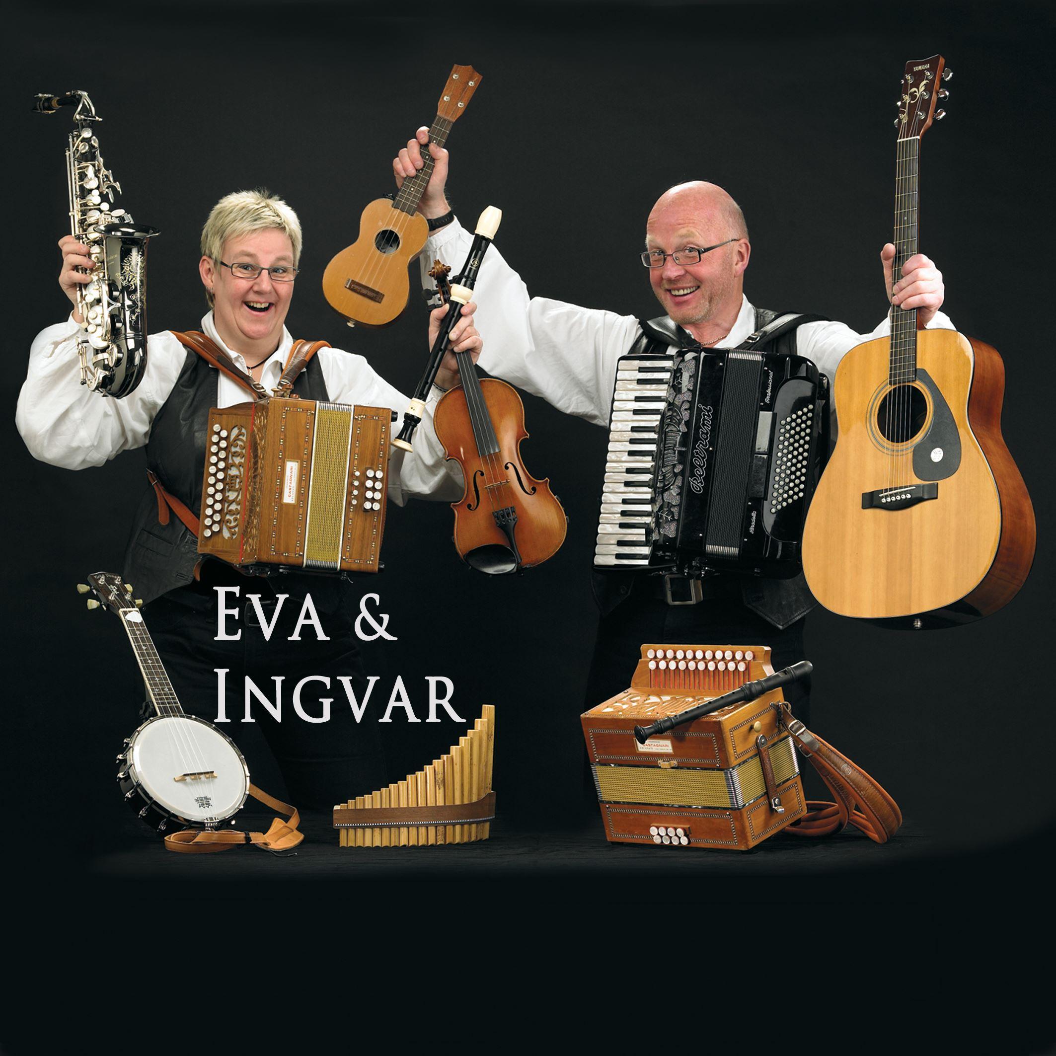 Musikskoj med Eva och Ingvar