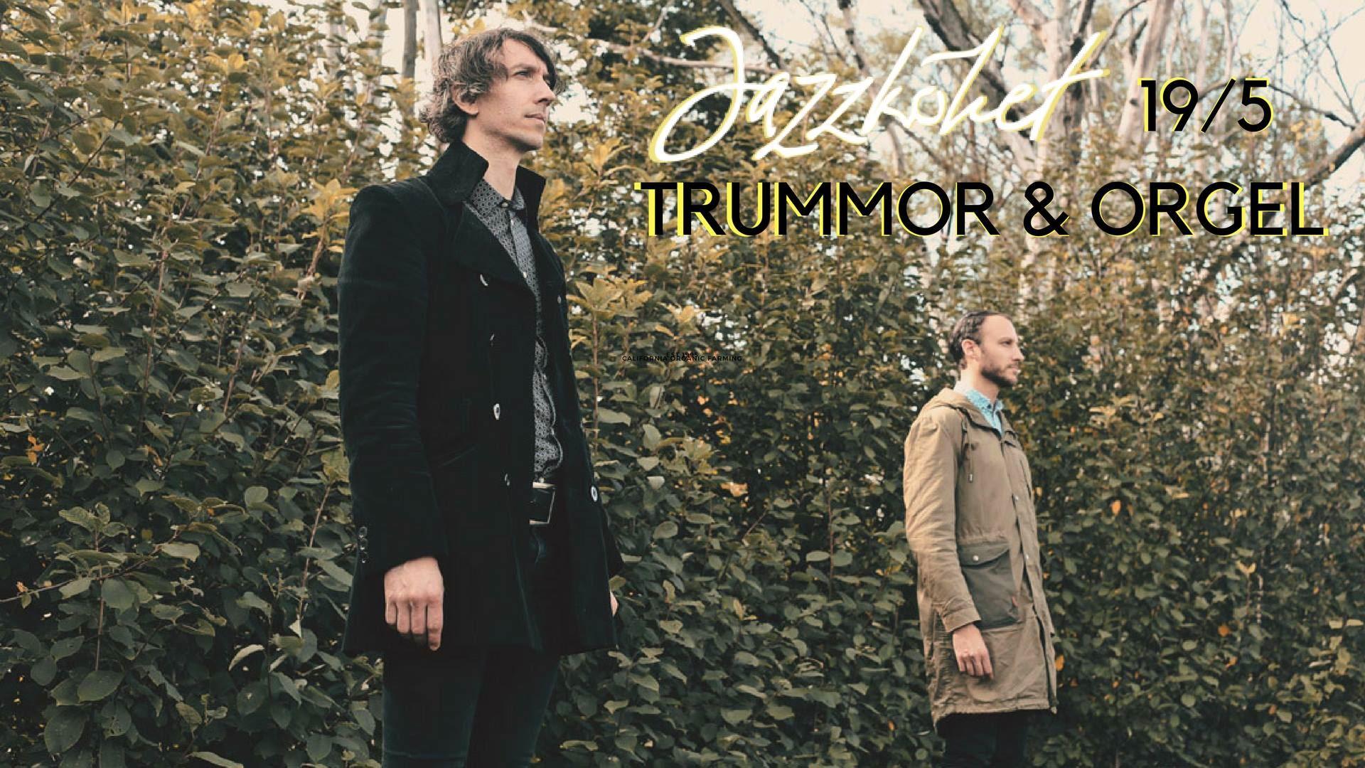 Jazzköket Live - Trummor & Orgel