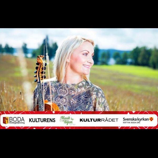 Musik vid Siljan - Sigrid Moldestad