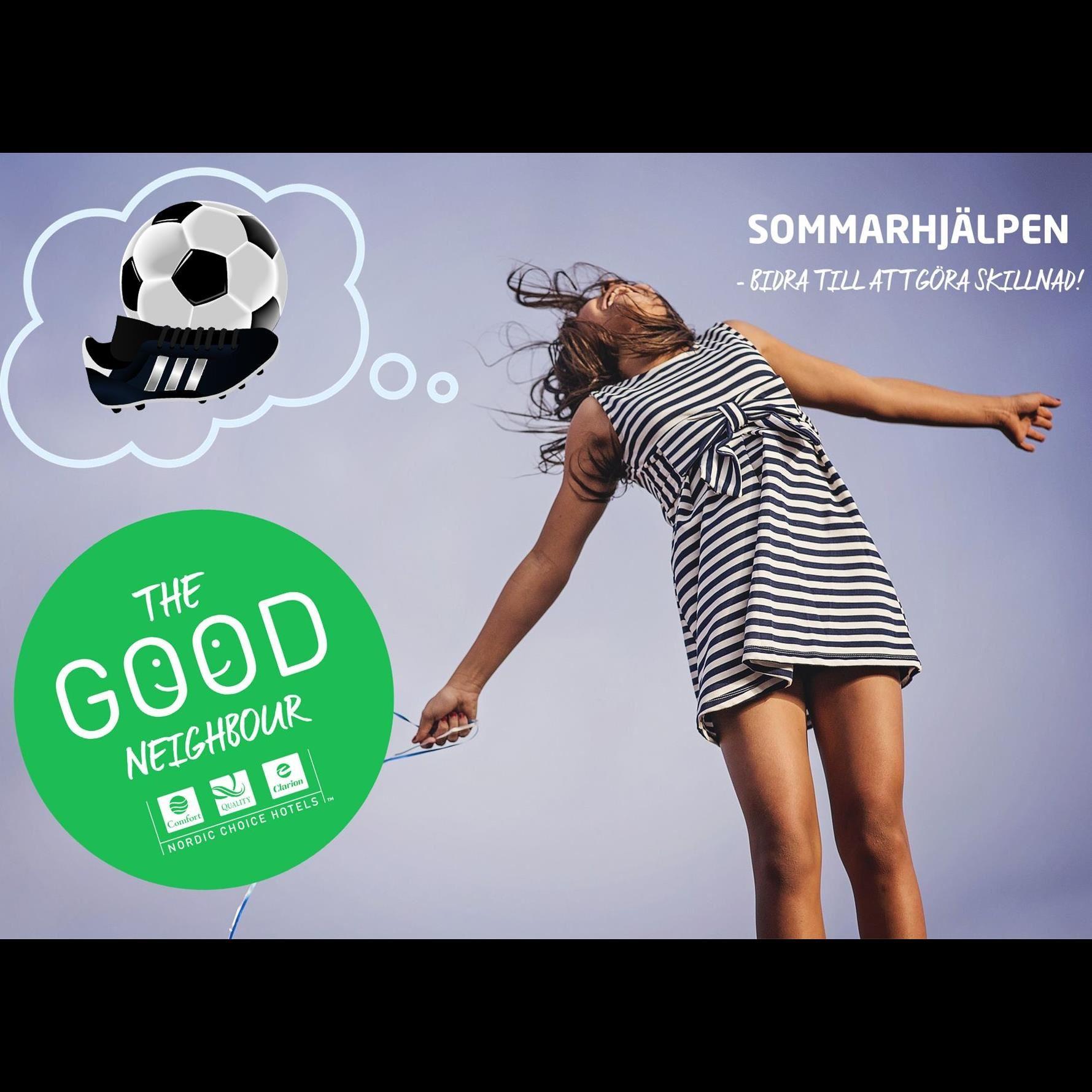Quality Hotel Sundsvall - Sommarhjälpen!