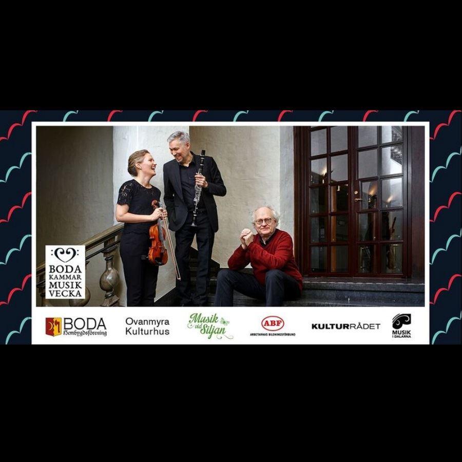 Boda Kammarmusikvecka - Forsberg med filharmoniker