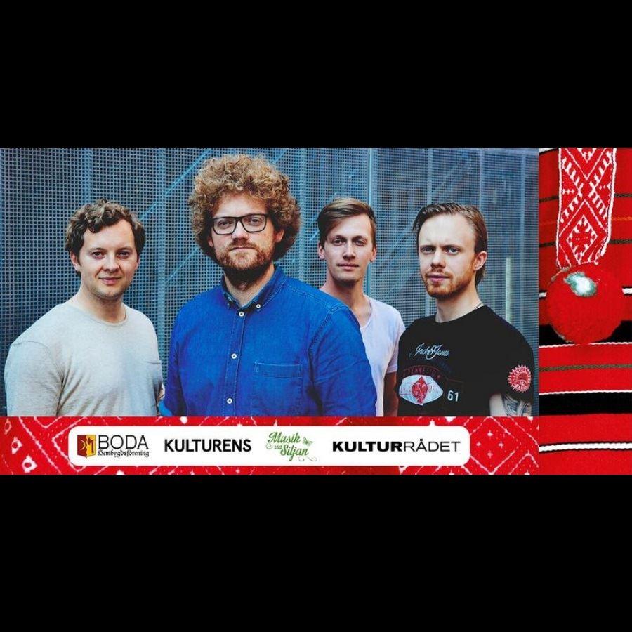 Musik vid Siljan - Aslak Brimi kvartett