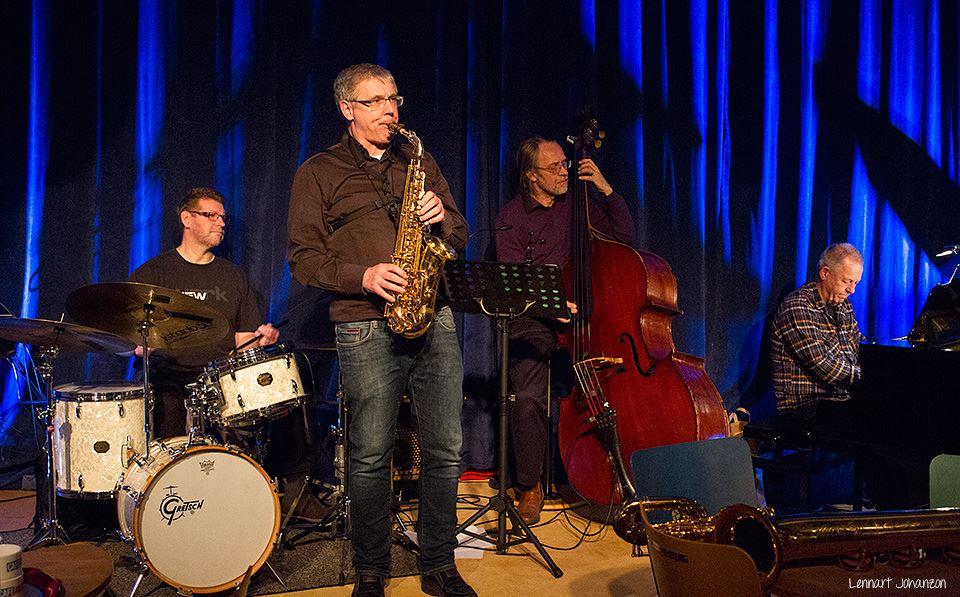 Kristin Korb & Some Band på Gösta Wernermuseet