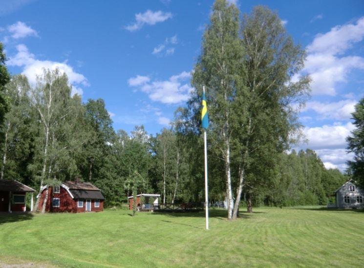 Hantverksmarknad i Fliseryd hembygdspark