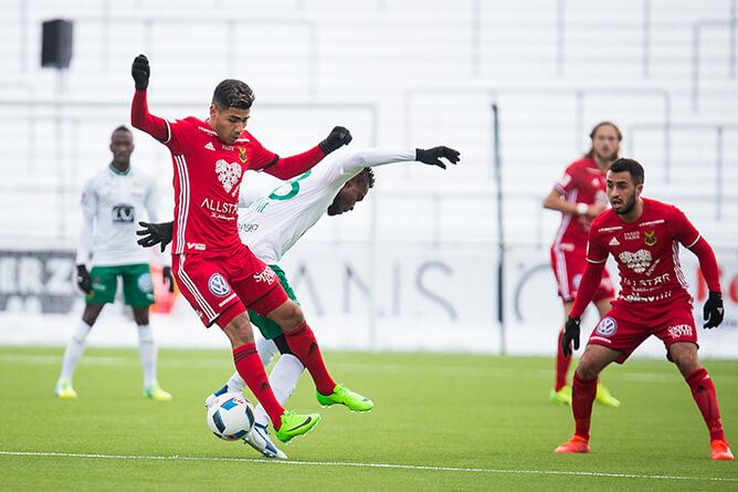 Johan Axelsson,  © Johan Axelsson, Östersunds FK - IF Brommapojkarna
