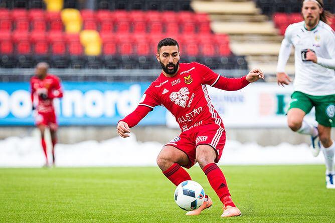 Johan Axelsson,  © Johan Axelsson, Östersunds FK - GIF Sundsvall