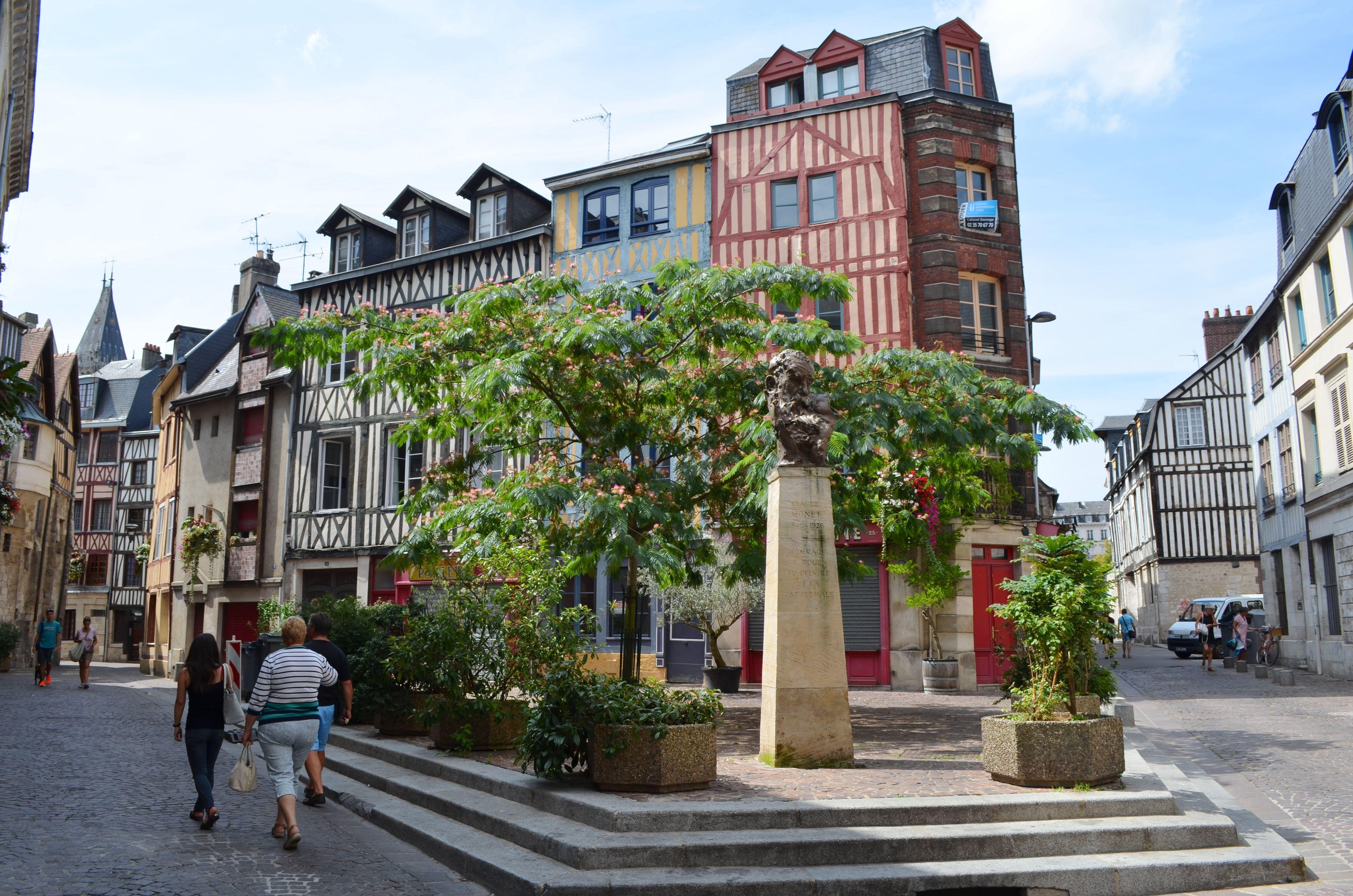 Nom de nom ! l'origine des rues de Rouen - 2ème parcours (visite guidée)