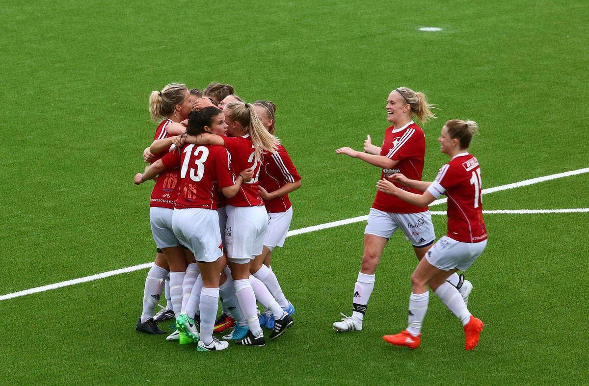 Jenny Kejerhag,  © Mittmedia, IFK Östersund - Sunnanå SK