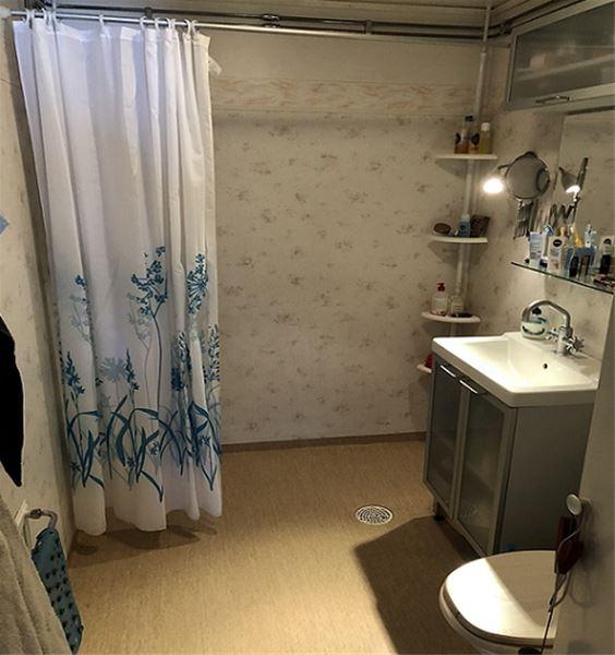 Vansbrosimningen. Privatrum V301, Hagvägen, Dala-Järna